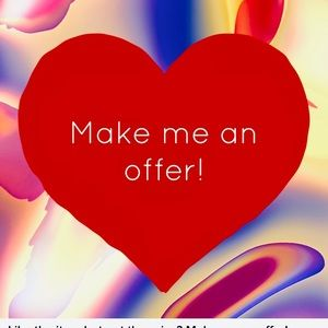 Other - Make me and offer💲💲
